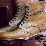 фото Татуировки на обуви 06.12.2018 №024 - photo Tattoos on shoes - tatufoto.com