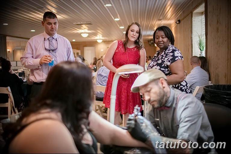 Свадебная татуировка - как запомнить свадьбу на всю жизнь - фото 3