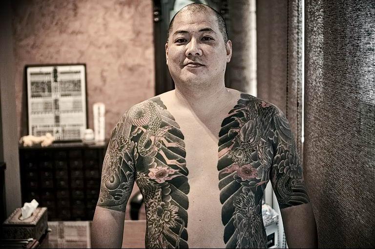 Якудза-тату - путешествие в таинственный мир японской мафии - фото 2