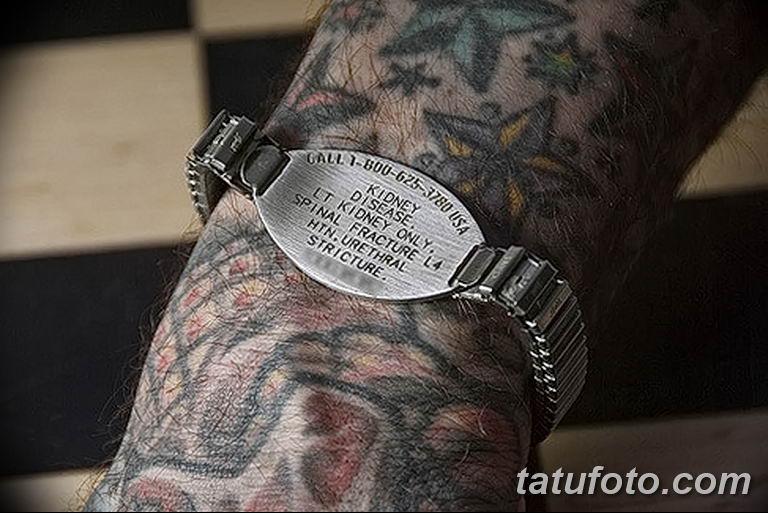 фото Мэтт Гоне тату в квадрат 04.01.2019 №067 - Matt Gone tattoo - tatufoto.com