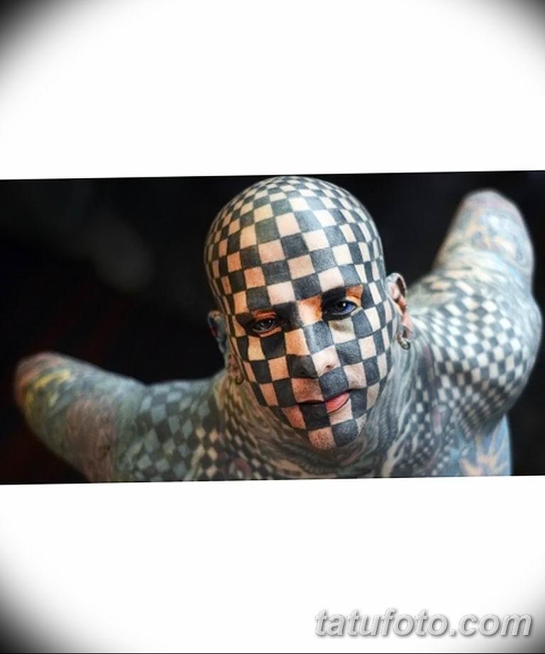 фото Мэтт Гоне тату в квадрат 04.01.2019 №077 - Matt Gone tattoo - tatufoto.com