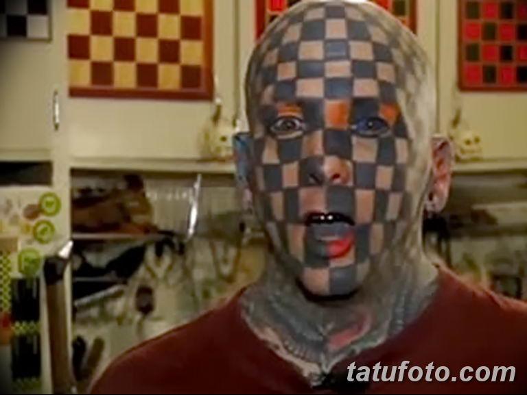 фото Мэтт Гоне тату в квадрат 04.01.2019 №085 - Matt Gone tattoo - tatufoto.com