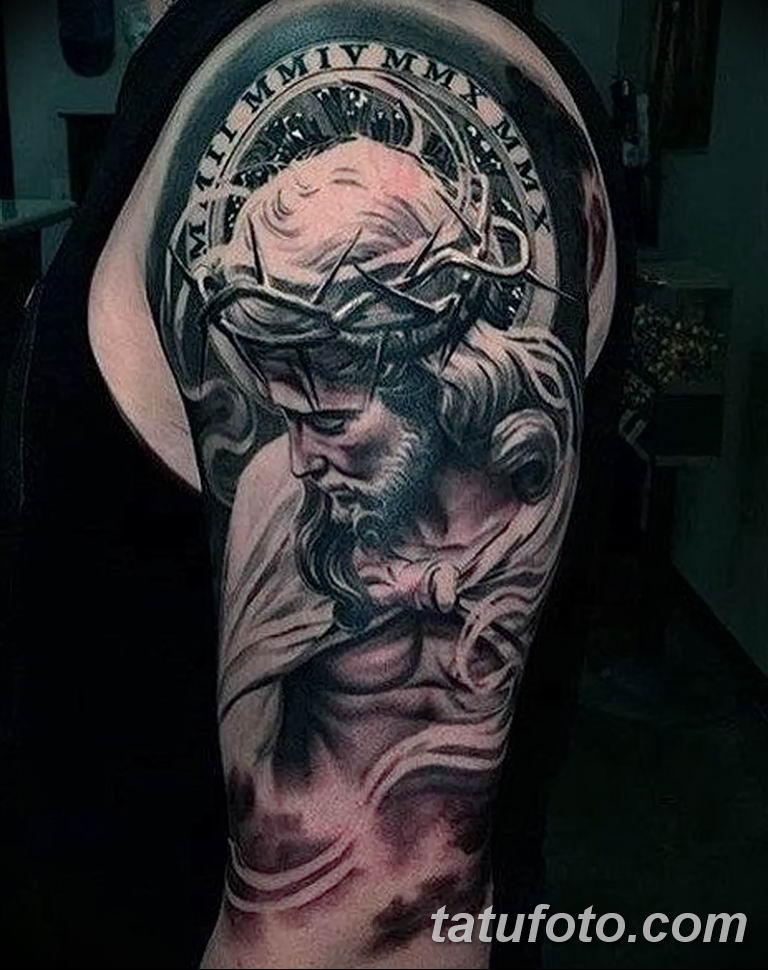 Была ли татуировка у Иисуса Христа?