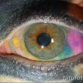 Разноцветные глазные яблоки – опыт (история) Мэтта Гоне - фото 4