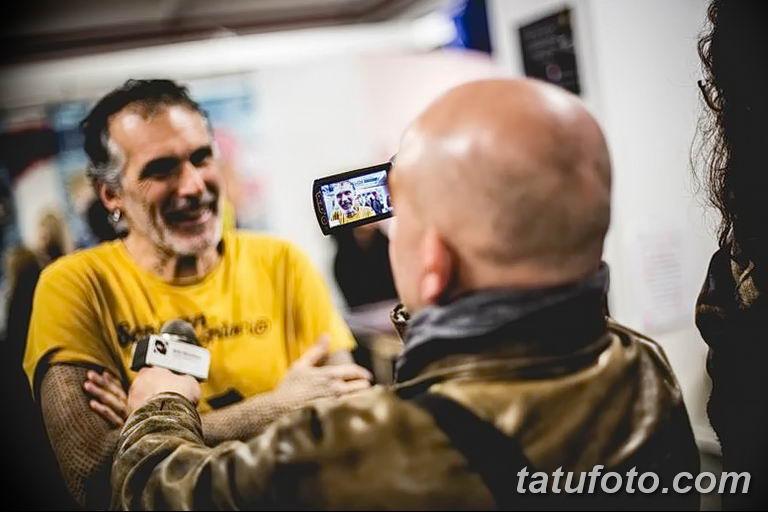 Фестиваль Tatoo Circus в Италии - фото 1