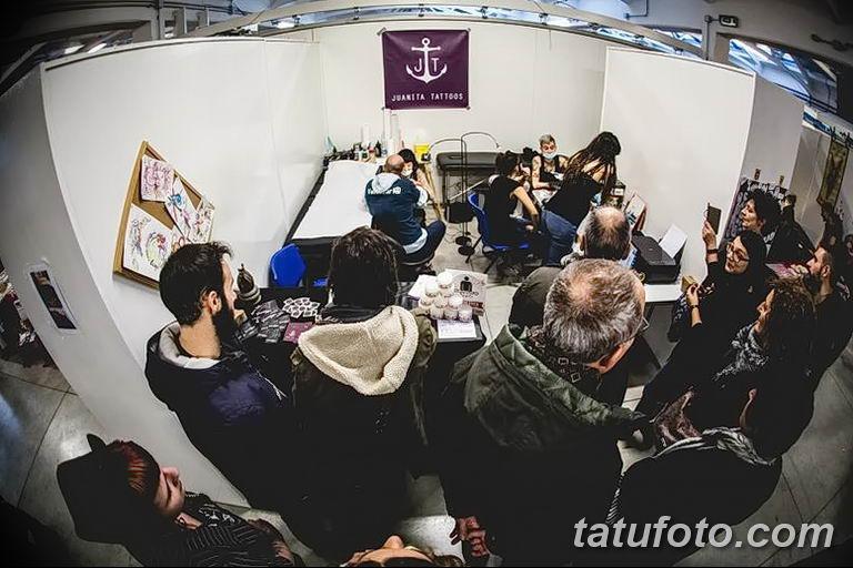 Фестиваль Tatoo Circus в Италии - фото 2