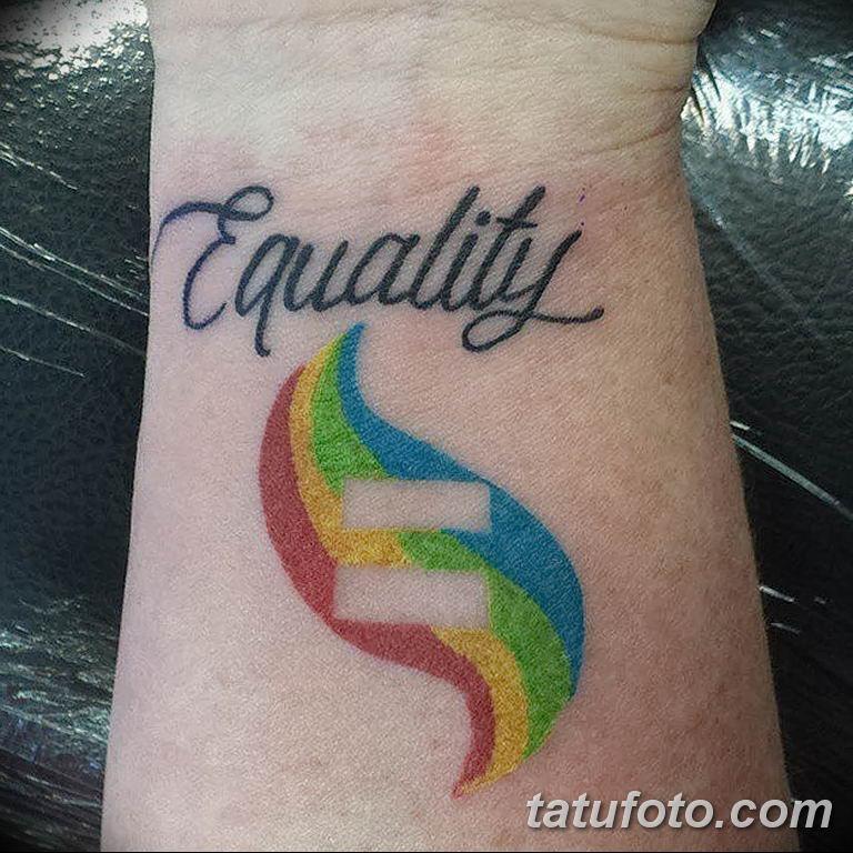 Wholesale set lgbt flag rainbow wrist band gay pride lesbian temporary tattoo