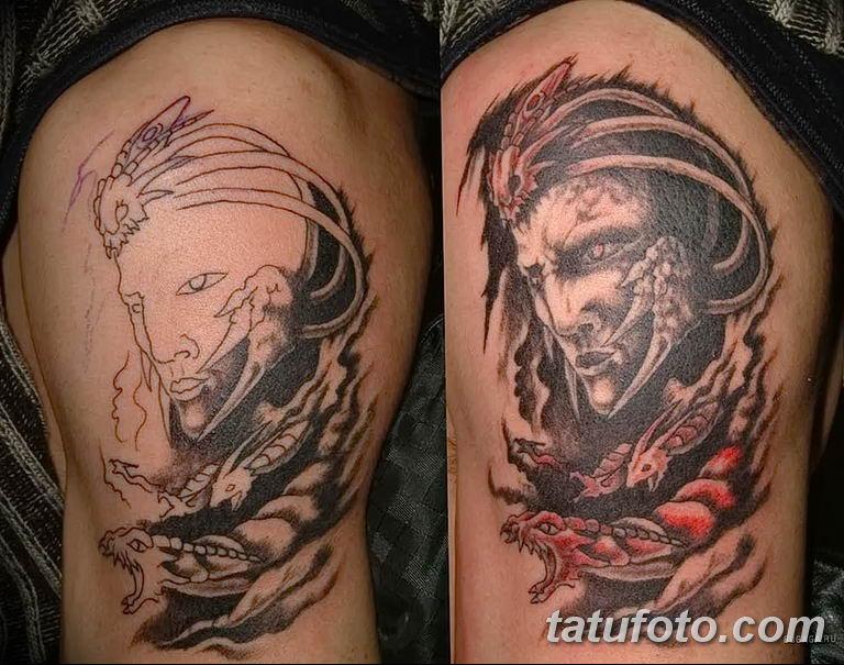 фото качественной тату 01.02.2019 №051 - photo quality tattoo - tatufoto.com