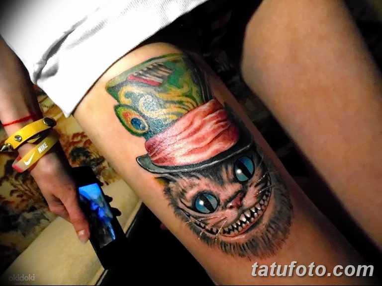 фото качественной тату 01.02.2019 №059 - photo quality tattoo - tatufoto.com