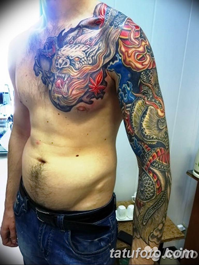 фото качественной тату 01.02.2019 №064 - photo quality tattoo - tatufoto.com