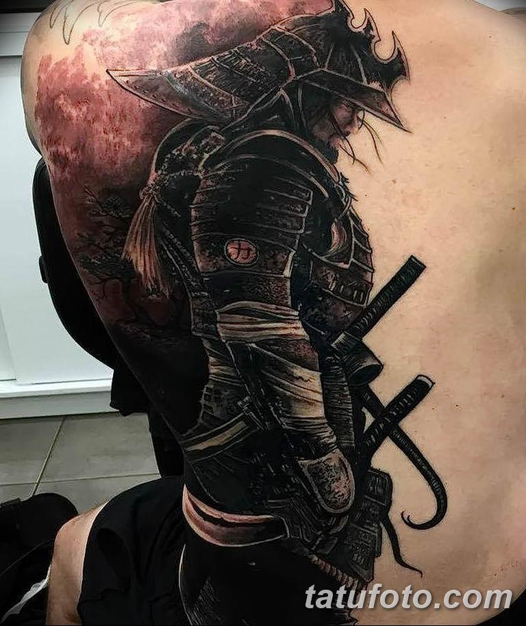 фотографиях, фото татуировок с самураями прямом смысле может