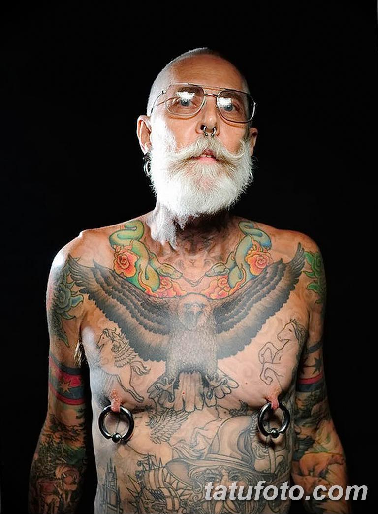 фото людей у которых много татуировок 23.02.2019 №020 - tattoo - tatufoto.com
