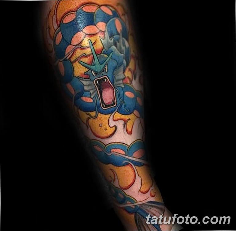 фото людей у которых много татуировок 23.02.2019 №040 - tattoo - tatufoto.com