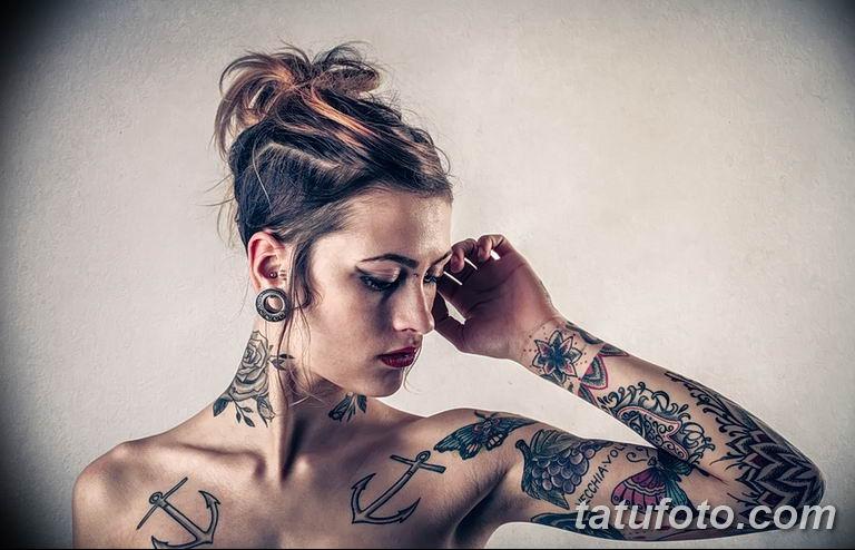 фото людей у которых много татуировок 23.02.2019 №095 - tattoo - tatufoto.com
