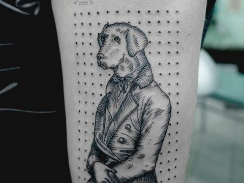 фото современной тату 01.02.2019 №008 - photos of modern tattoos - tatufoto.com