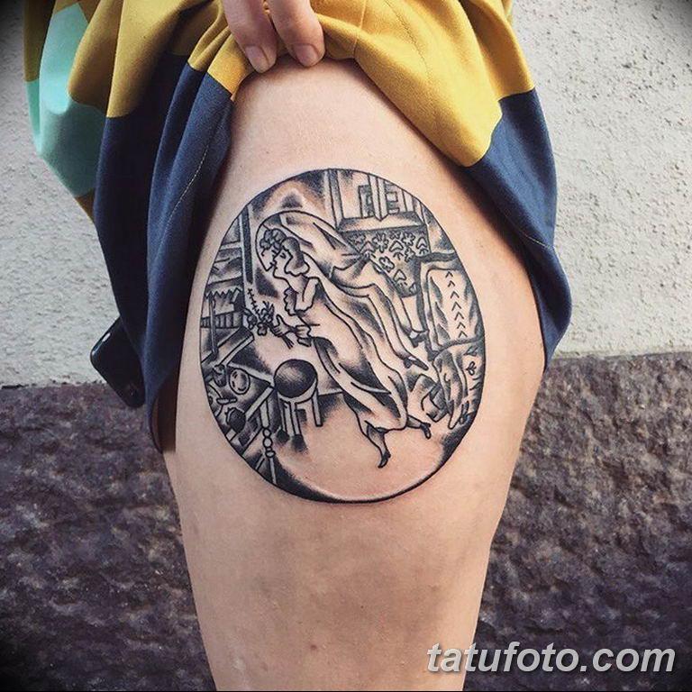 фото современной тату 01.02.2019 №032 - photos of modern tattoos - tatufoto.com