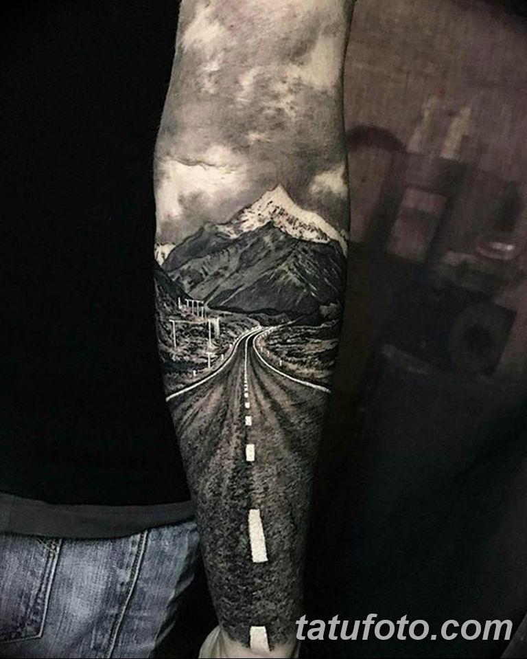 фото современной тату 01.02.2019 №050 - photos of modern tattoos - tatufoto.com