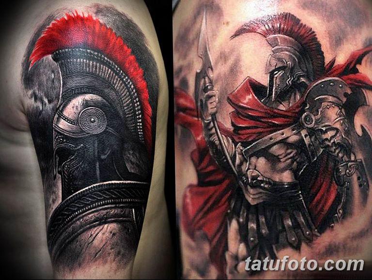 фото современной тату 01.02.2019 №188 - photos of modern tattoos - tatufoto.com