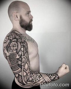 фото современной тату 01.02.2019 №213 - photos of modern tattoos - tatufoto.com