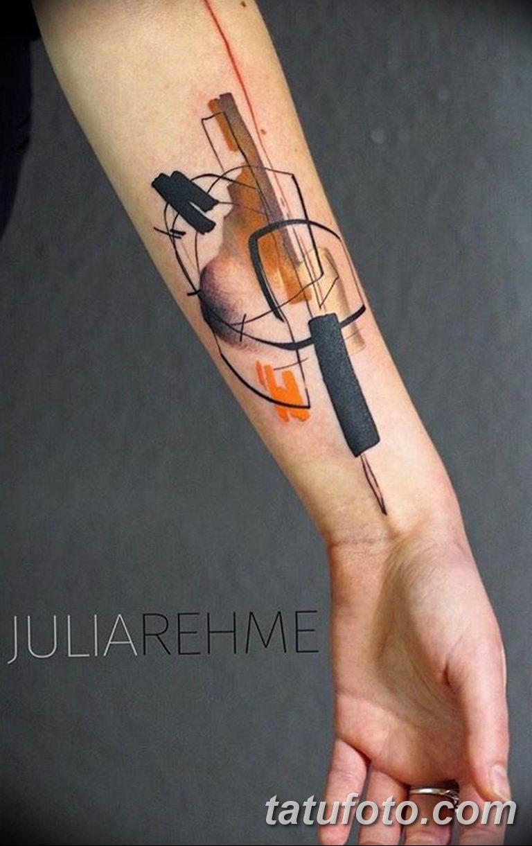 фото современной тату 01.02.2019 №230 - photos of modern tattoos - tatufoto.com