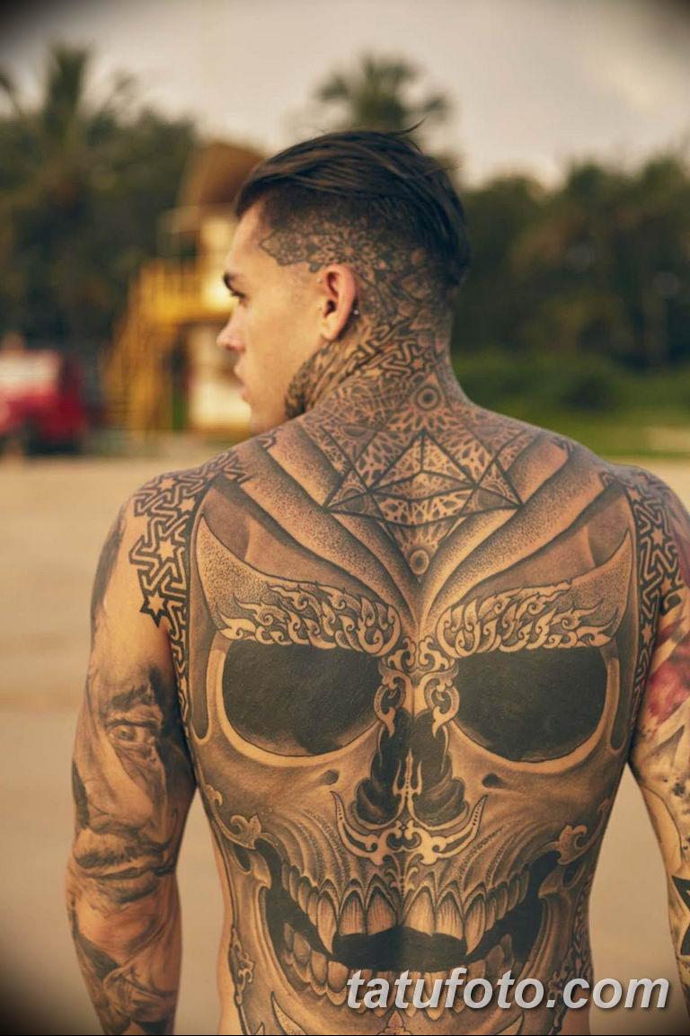 нас смотреть фото татуировок на спине для мужчин панорамой березников