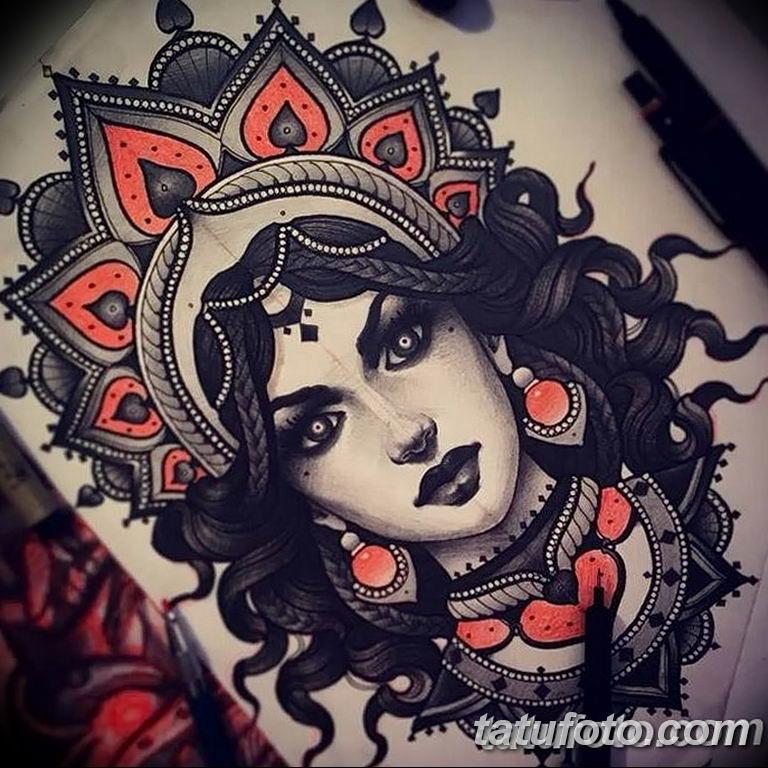 фото современной тату 01.02.2019 №265 - photos of modern tattoos - tatufoto.com