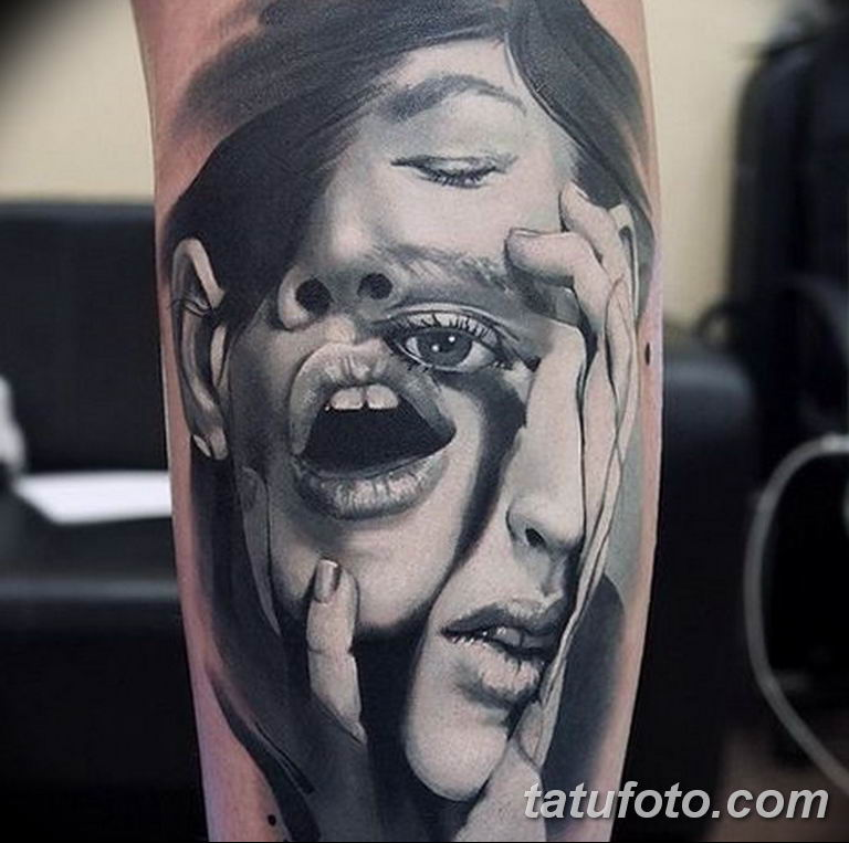 фото современной тату 01.02.2019 №281 - photos of modern tattoos - tatufoto.com