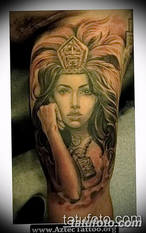 фото тату женщина амазонка 06.02.2019 №004 - photo tattoo woman amazon - tatufoto.com