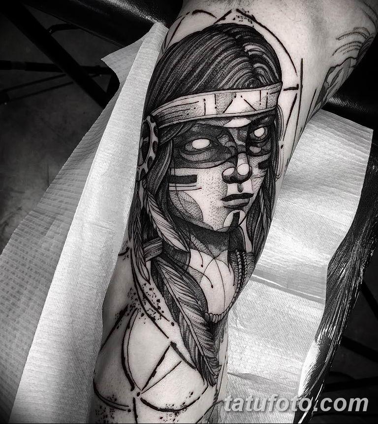 фото тату женщина амазонка 06.02.2019 №019 - photo tattoo woman amazon - tatufoto.com