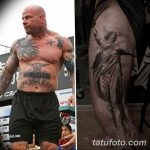 фото тату памятник Родина Мать 05.02.2019 №024 - tattoo Motherland - tatufoto.com