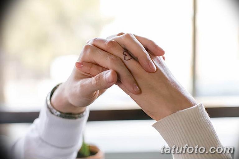 Фото проблемного места для нанесения тату - руки