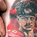 Это Патрик Магомес на твоей ноге - Как художник тату увековечивает любовь к чемпионам - фото 1