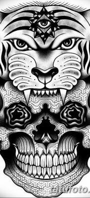 олд скул тату эскизы мужские 09.03.2019 №041 – tattoo sketches – tatufoto.com