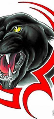 пантера эскиз тату для девушек 08.03.2019 №016 – tattoo sketches – tatufoto.com