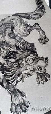 тату волка на руке эскизы – 08.03.2019 – tatufoto.com 4