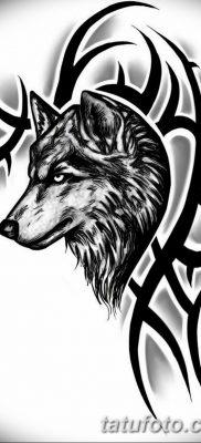 тату волка эскизы мужские 09.03.2019 №001 – tattoo sketches – tatufoto.com