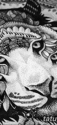 тату дотворк эскизы мужские 09.03.2019 №016 – tattoo sketches – tatufoto.com