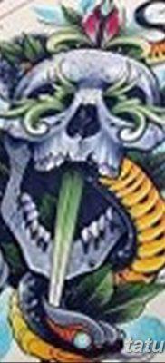 тату змея эскизы мужские 09.03.2019 №036 – tattoo sketches – tatufoto.com