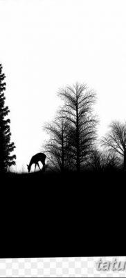 тату лес на руке эскиз – 08.03.2019 – tatufoto.com 12