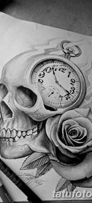 тату часы на руке эскизы – 08.03.2019 – tatufoto.com 6