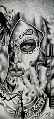 тату чикано эскизы мужские 09.03.2019 №010 – tattoo sketches – tatufoto.com