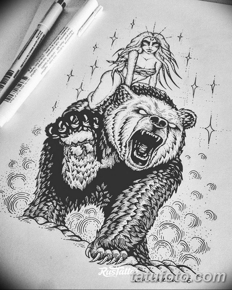 тату эскизы черно белые для девушек 08.03.2019 №035 - tattoo sketches - tatufoto.com