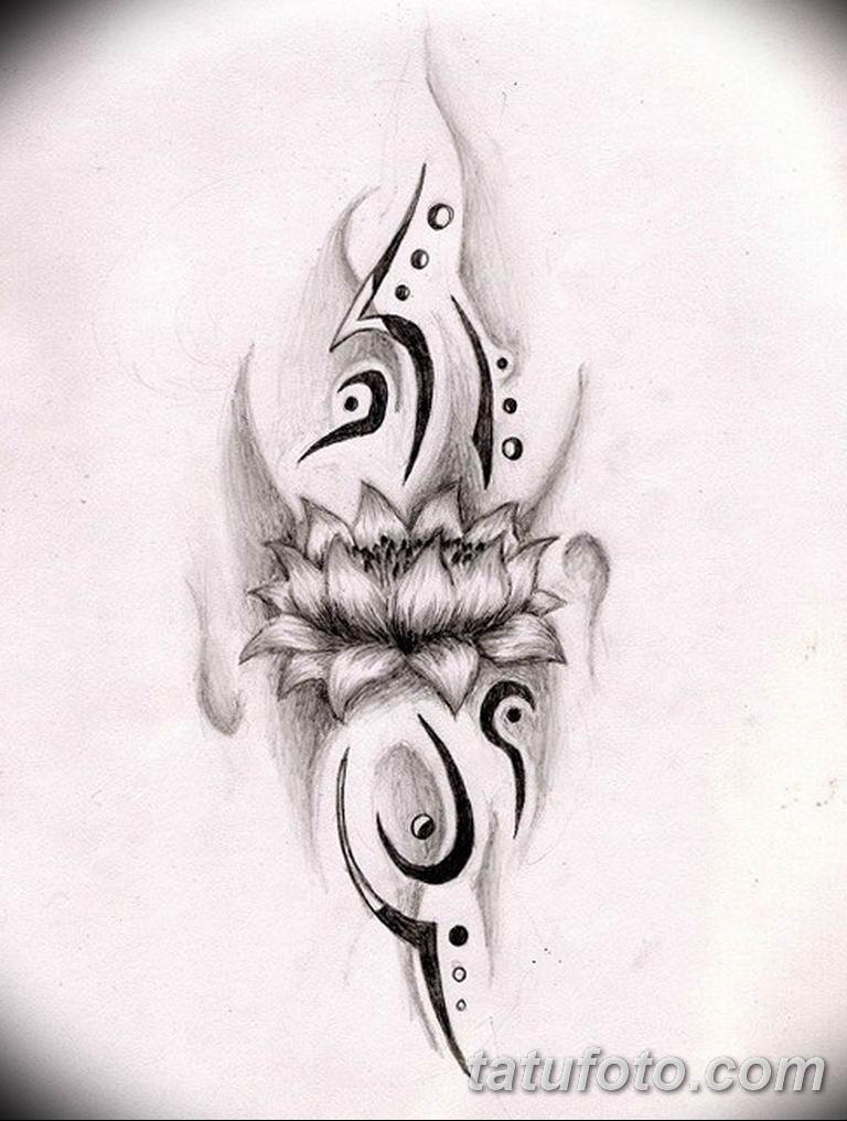 тату эскизы черно белые для девушек 08.03.2019 №059 - tattoo sketches - tatufoto.com