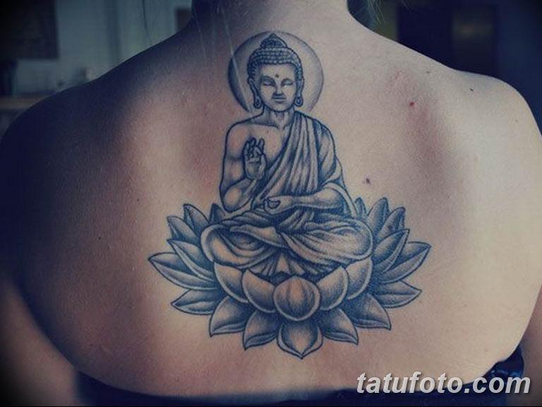 фото буддийский защита тату 18.03.2019 №003 - buddhist tattoo protection - tatufoto.com