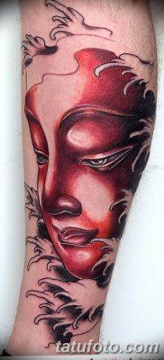 фото буддийский защита тату 18.03.2019 №056 – buddhist tattoo protection – tatufoto.com