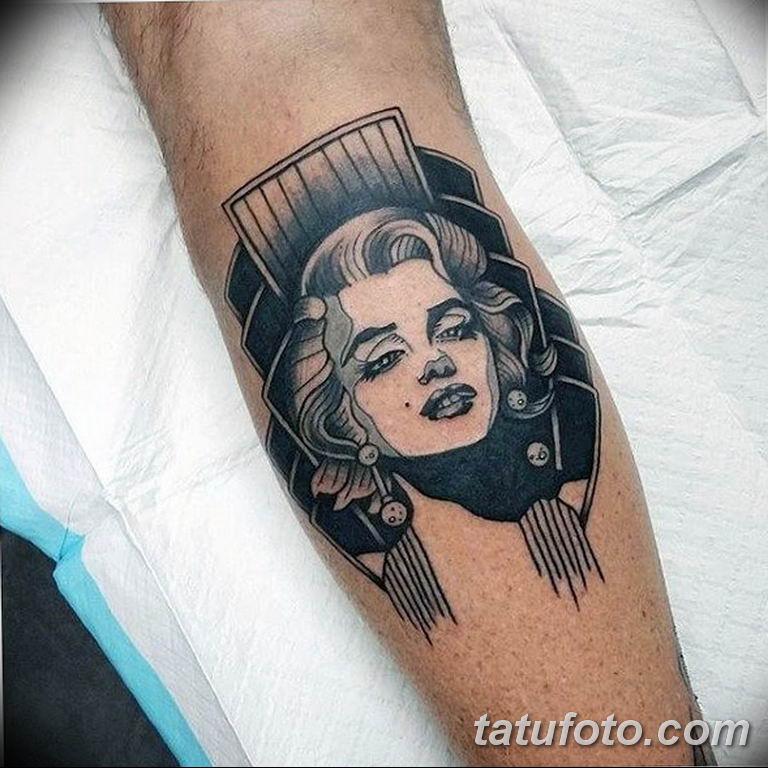 фото женской красивой татуировки 12.03.2019 №045 - girl with a tattoo - tatufoto.com