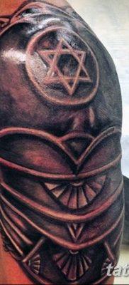 фото защита от порчи тату 18.03.2019 №015 – damage protection tattoo – tatufoto.com