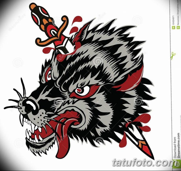 фото кровь тату 19.03.2019 №044 - blood tattoo - tatufoto.com
