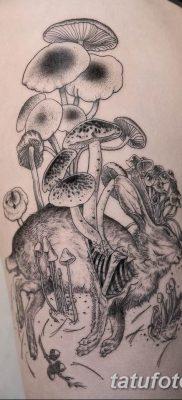 фото рисунка тату гриб 27.03.2019 №051 – tattoo mushroom – tatufoto.com