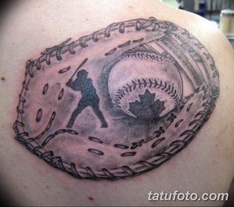 фото спортивных тату 16.03.2019 №042 - sports tattoo photos - tatufoto.com